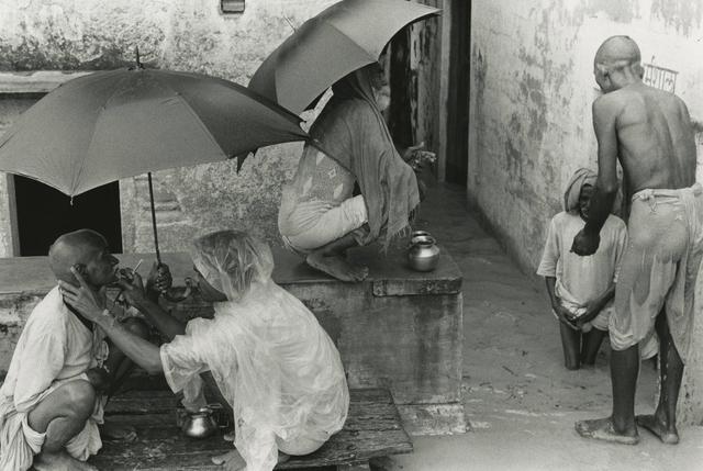, 'Benares, India,' 1971, Howard Greenberg Gallery