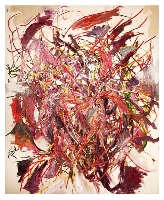 , 'MOVEMENT SERIES,' 1995, saltfineart