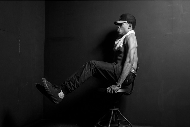 , 'Chance The Rapper,' , The Compound Gallery