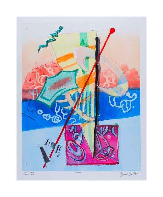 , 'Salonen Graphic Sounds,' 2017, Walter Wickiser Gallery