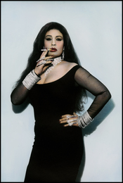 Fifi with a Cigarette, Cairo