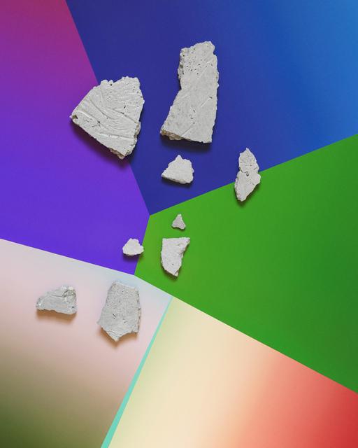 , 'Concrete Compositions (Series 2) #3,' 2015, Galerie pompom