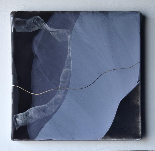 Marina Dunbar, 'Movement Study in Midnight Grey 12', 2019, Miller Gallery Charleston