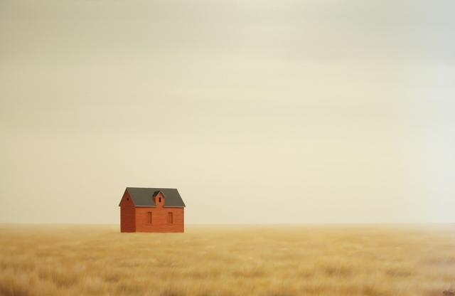 , 'Greystroke,' 2015, GALERIA JORDI BARNADAS