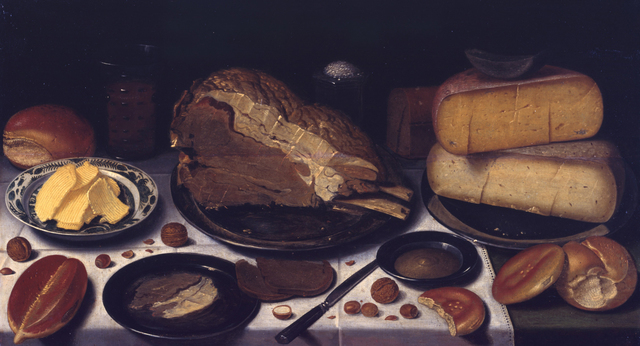 Floris van Schooten, 'Breakfast', c. 1615 -1620, Kröller-Müller Museum