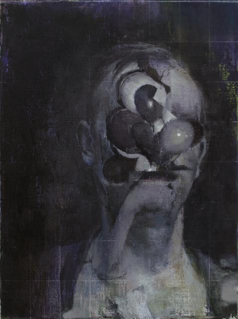 , 'Djinn II,' 2015, Parafin