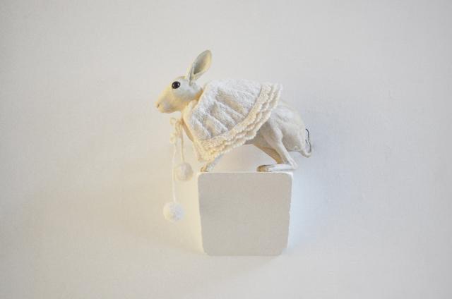 , 'Stuffed Animal - Snow Rabbit,' 2008, Aki Gallery