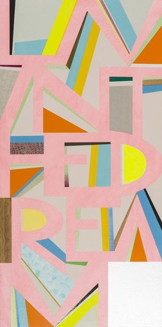 , 'Livin the dream,' 2018, Darren Knight Gallery