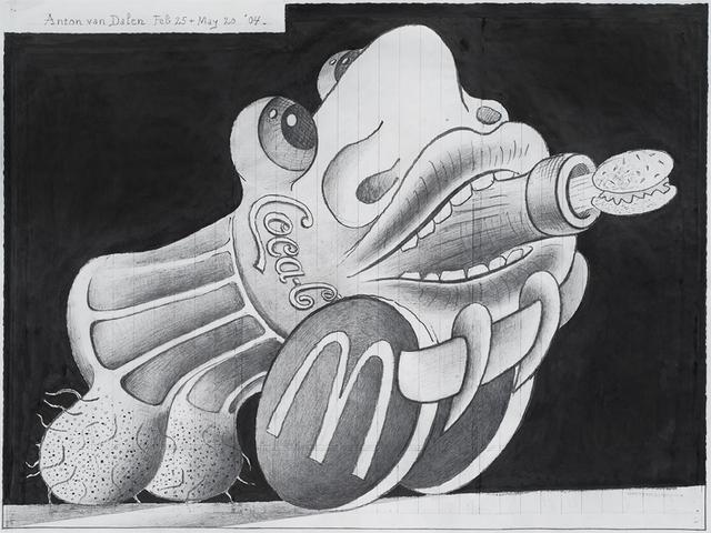 , 'Junk Kulture #5,' 2004, P.P.O.W