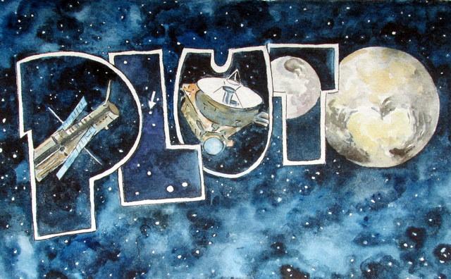 , 'Pluto,' 2015, Ro2 Art