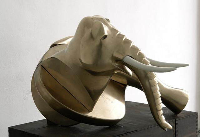 , 'Elephant,' 2006, Maerzgalerie