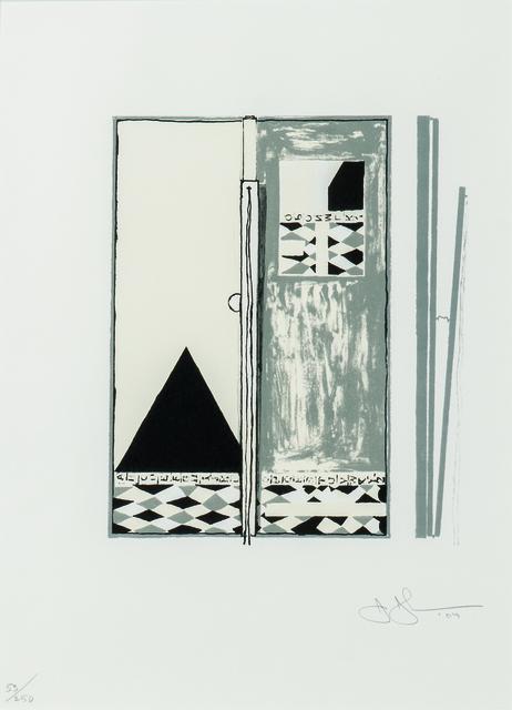 Jasper Johns, 'Pyre 2', 2004, Skinner