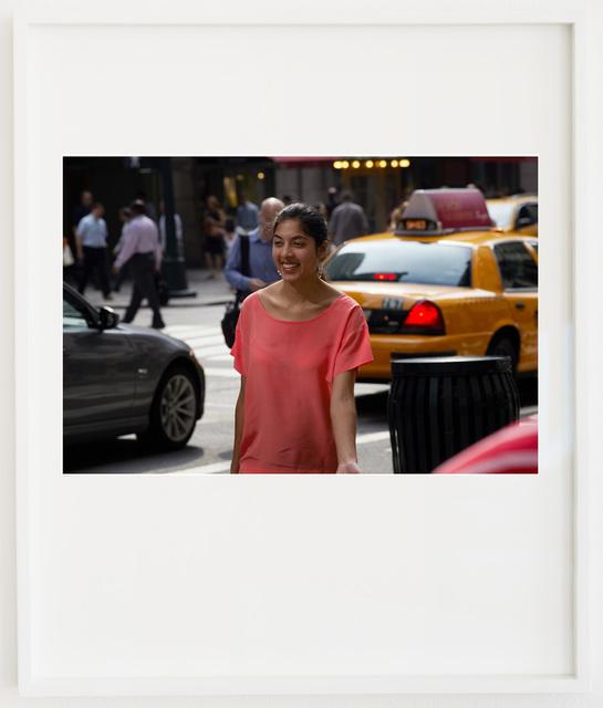 , '42nd and Vanderbilt (2012.07.11 09:06:05),' 2017, V1 Gallery