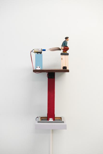 , 'Une plume impatiente,' 2017, Galerie Liusa Wang