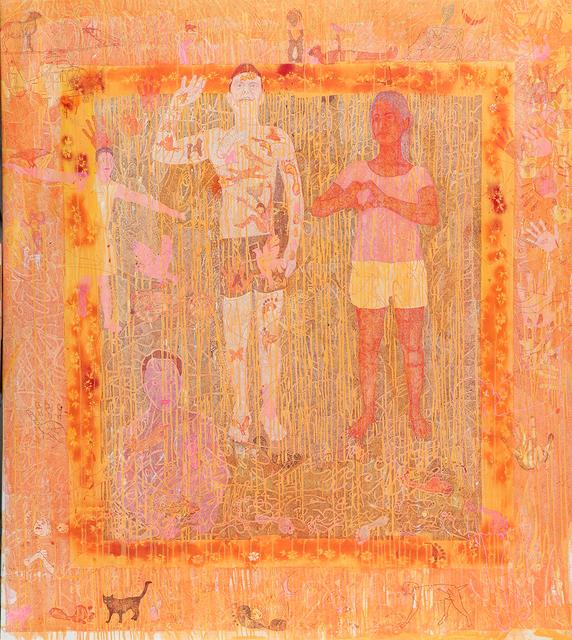 , 'Déclaration d'amour,' 2018, AGorgi Contemporary Art Gallery