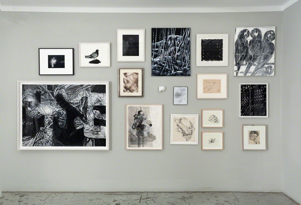 Black & White: Modern and Contemporary Positions, Installation View, Jason McCoy Gallery, September 14, 2016 - October 22, 2016.