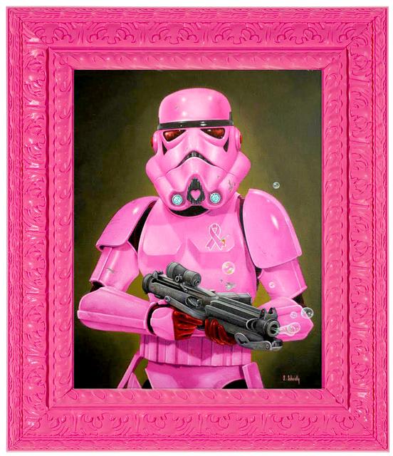 , 'Love Trooper,' 2017, Spoke Art