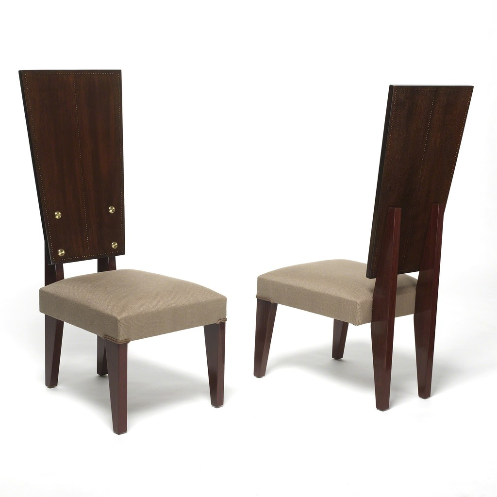 luxe lillian home baines august chair philadelphia armless chairs products