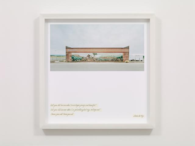 , 'Sunset Boulevard, Long Valley Junction, Utah, #006,' 2014, Gazelli Art House