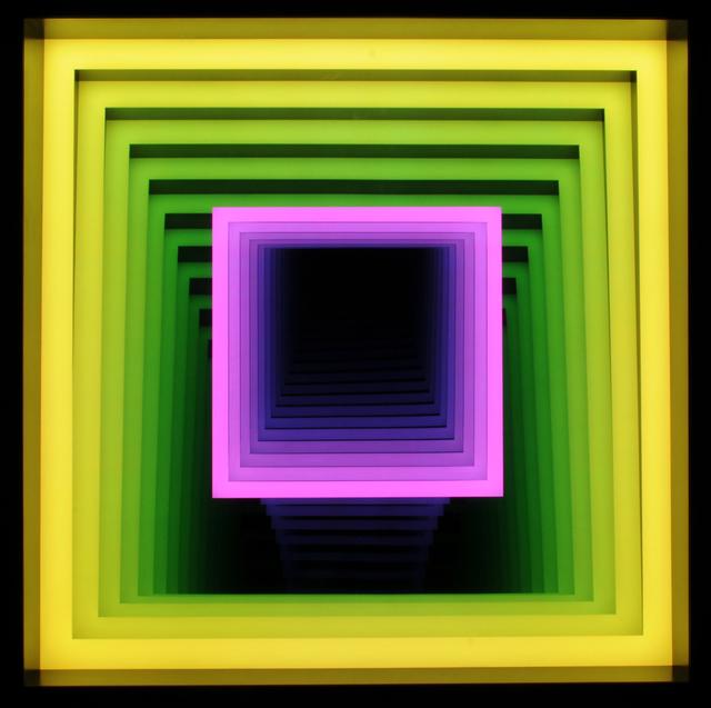 , 'Two Squares,' 2016, C. Grimaldis Gallery