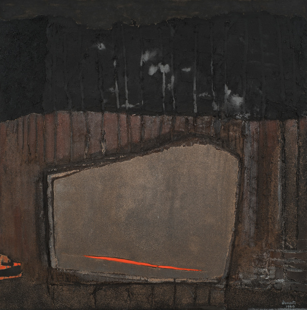 Enrico Donati, 'Aleppo Walls', 1960, Weinstein Gallery