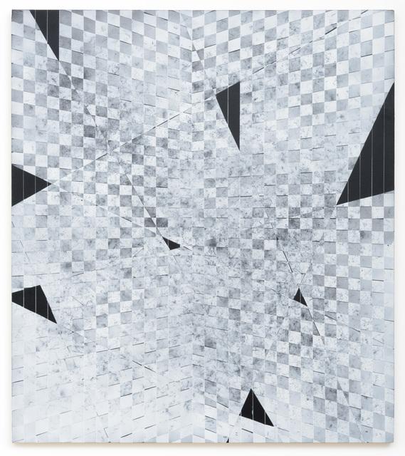 , 'MisRemembered Structure #5,' 2016, Samuel Freeman