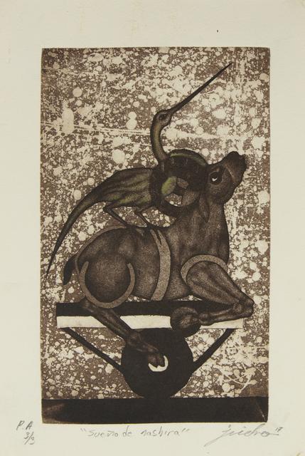 Isidro Fabián, 'Sueño de nashira', Bernardini Art Gallery & Auction House