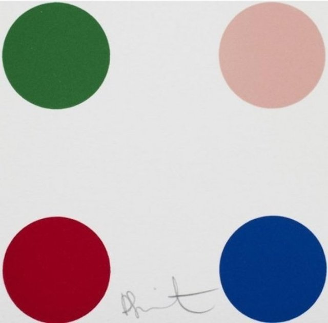 Damien Hirst, 'Cupric Bromide', 2012, Print, Woodcut on 410gsm Somerset White Paper. Signed by the artist. Numbered on verso., Frank Fluegel Gallery