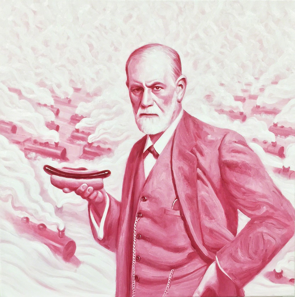 Pink Freud 2