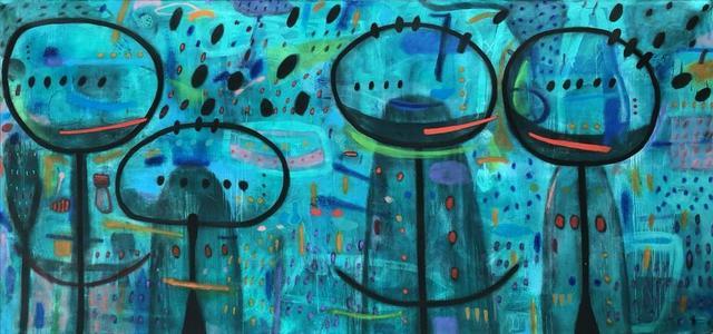 , 'El Pastel de Cumpleaños,' 2018, Aura Galerias
