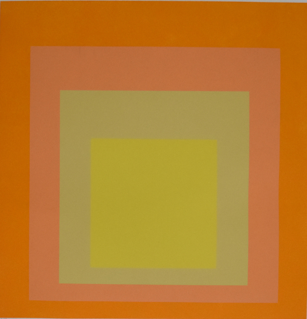 , 'Composition Nine, from: Homage to the Square | Hommage au Carré,' 1965, Gilden's Art Gallery