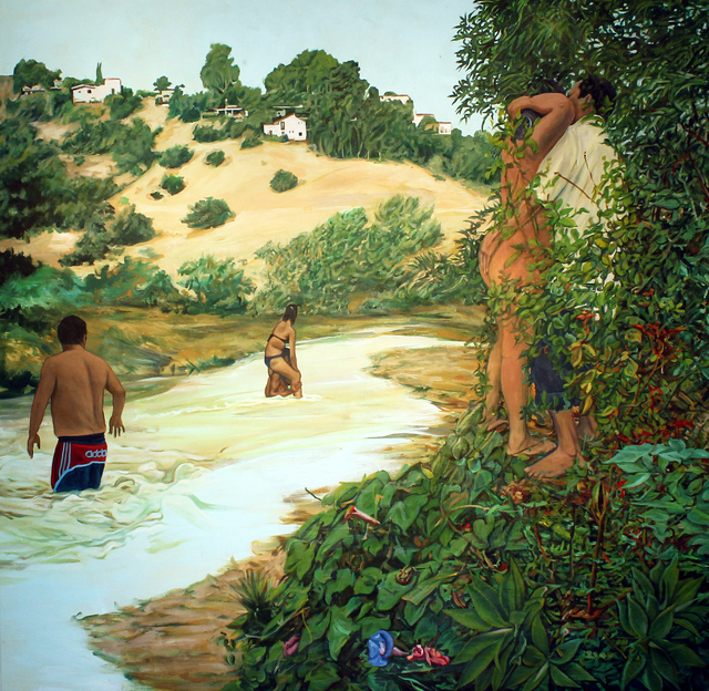 , 'Lover's Creek,' 2011, Robert Berman Gallery