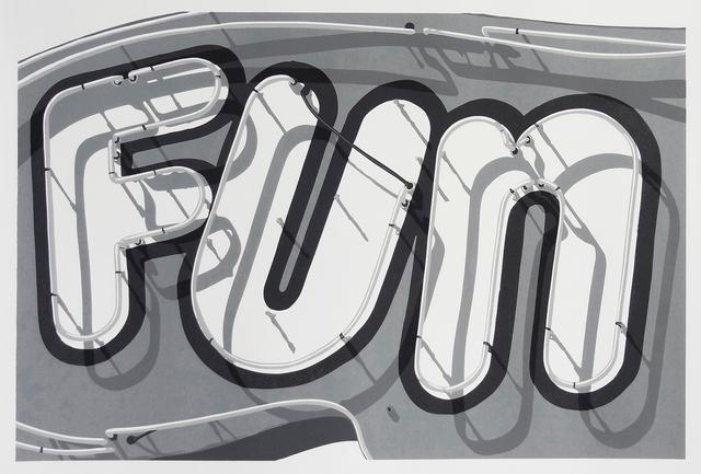 Dave Lefner, 'Plug in the FUN!', 2018, Sue Greenwood Fine Art