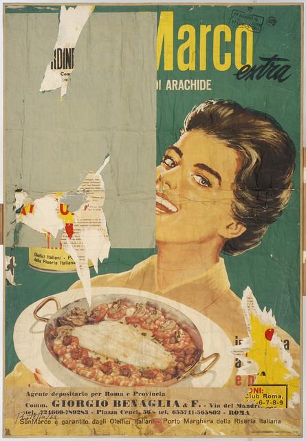 , 'Arachidina,' 1963, Triennale Design Museum