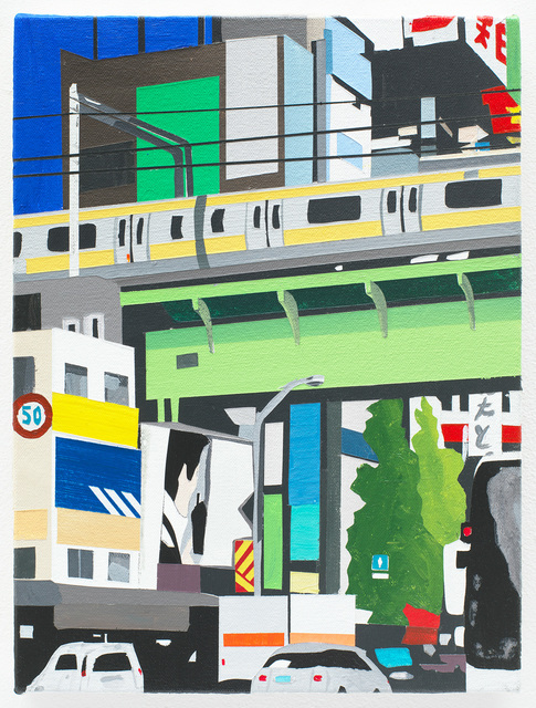 , 'Akihabara with Naoki,' 2016, Ameringer | McEnery | Yohe