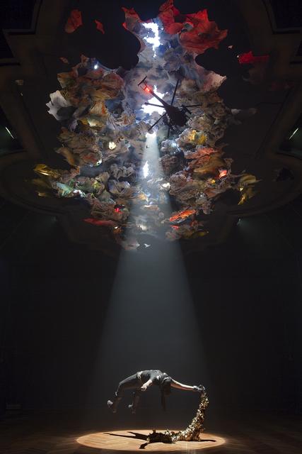 , 'El Rapto VI,' 2016, Isabel Croxatto Galería