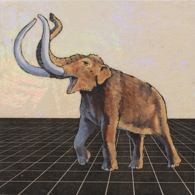 , 'Ice Mammoth,' 2019, Deep Space Gallery