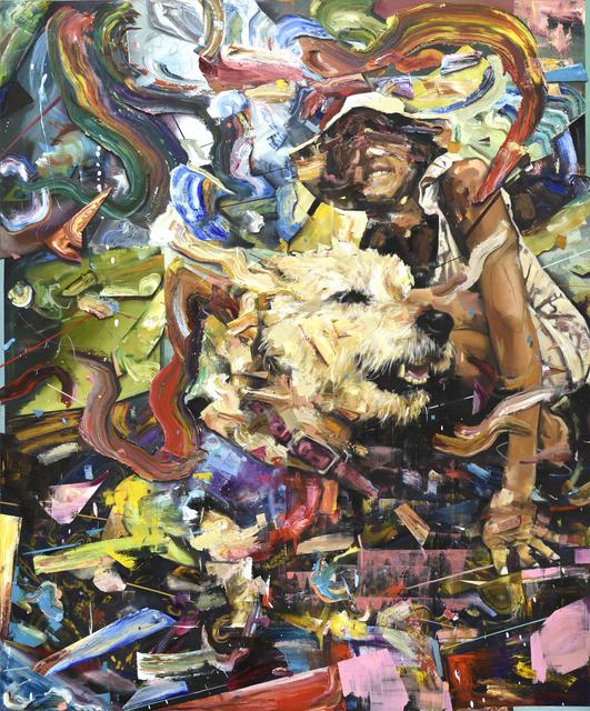 ", '""The Tent"",' 2018, Mugello Gallery"