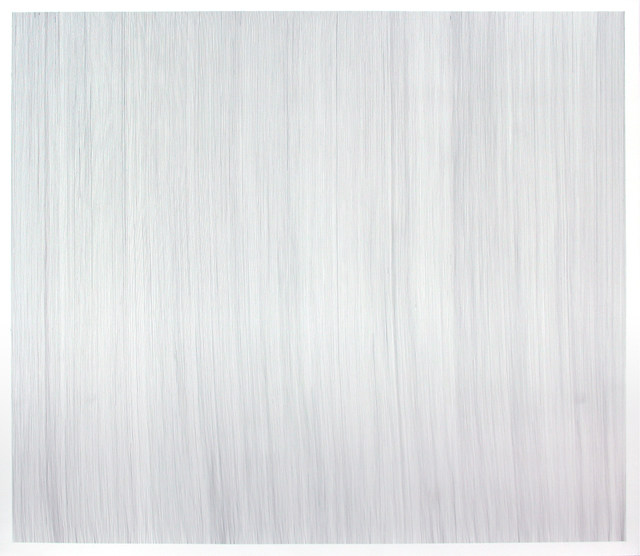 , 'Each Line One Breath N° A 12,' 2015, PARKVIEW ART Hong Kong