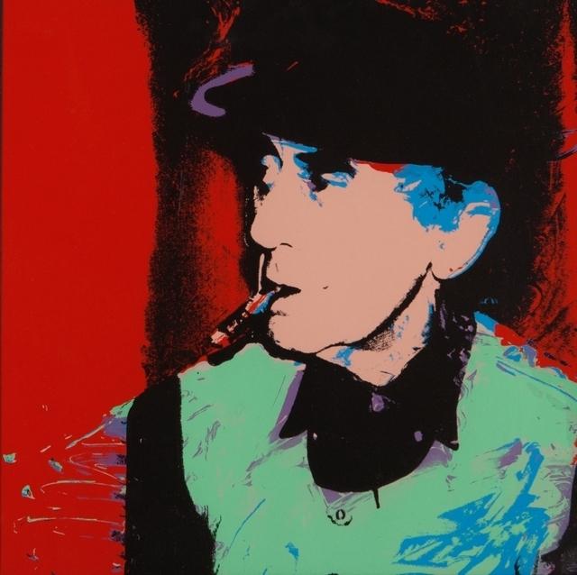 Andy Warhol, 'Man Ray', 1975, Aste Boetto