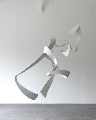 , 'Flying superstrings,' 2016, Galerie Dutko