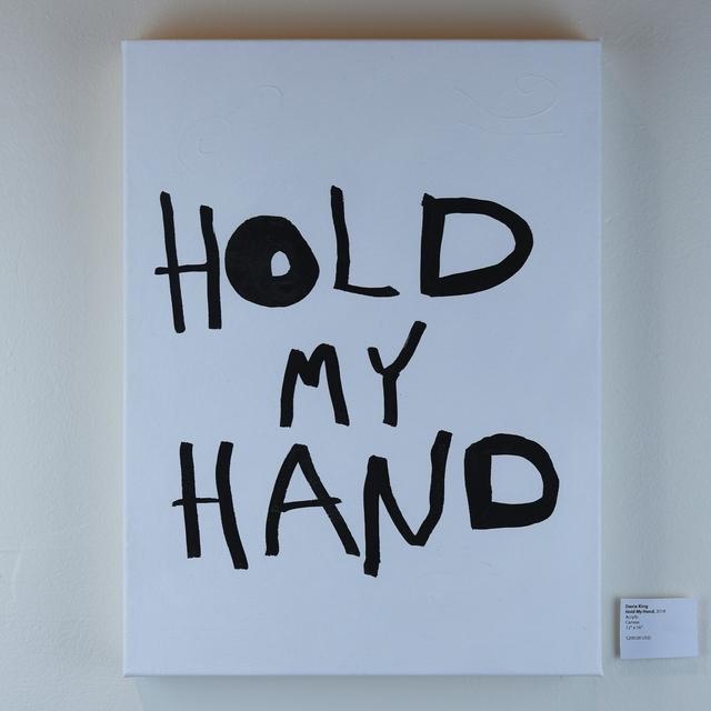 , 'Hold My Hand,' 2018, EWKUKS
