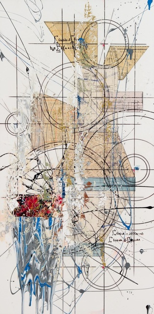 Étienne Gélinas, 'Composition 435', 2016, Thompson Landry Gallery