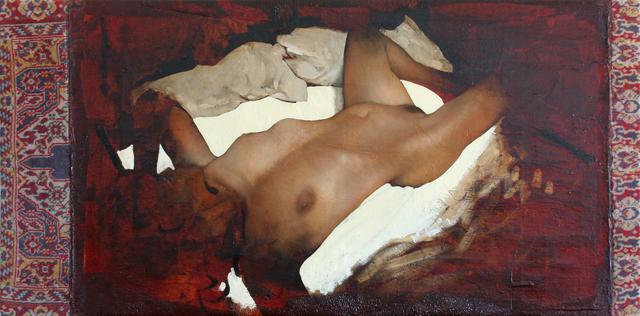 , 'Woman (on a carpet),' 2013, Accesso Galleria
