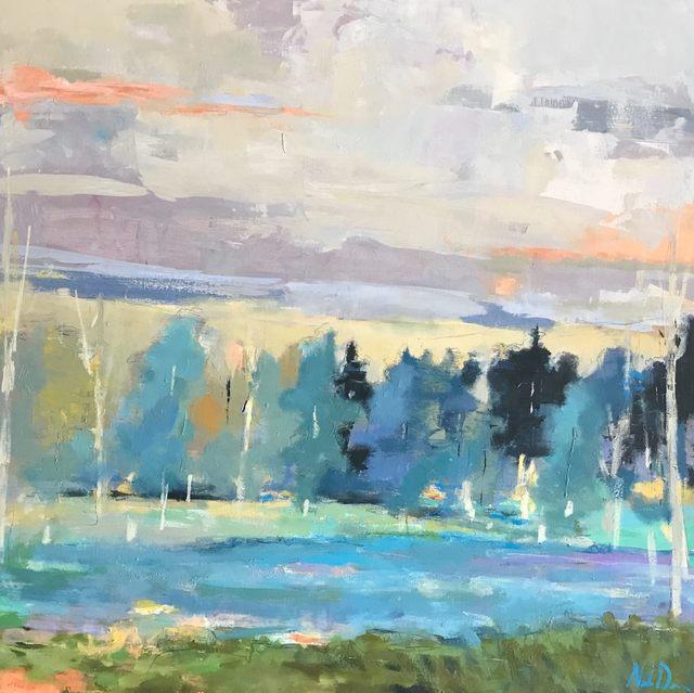 , 'Open Space,' 2018, Art Post Gallery