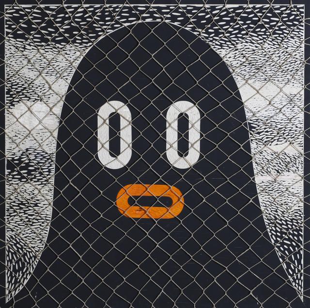 Boris Hoppek, 'Bimbo Behind Fence', 2010-2016, Coleccion SOLO