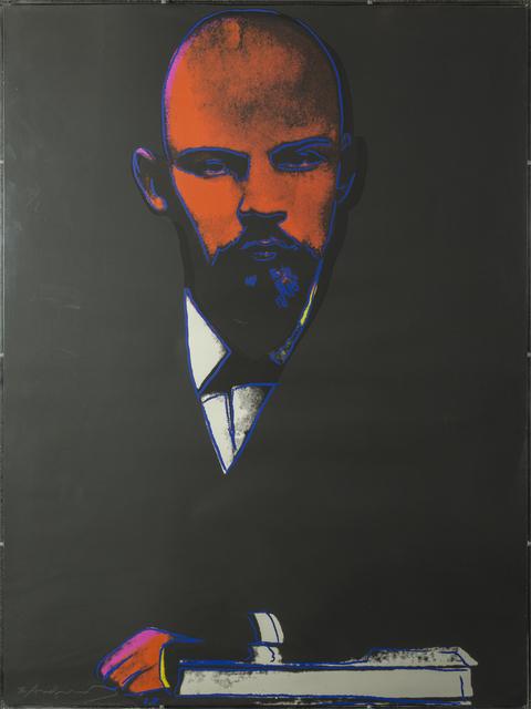 , 'Lenin,' 1987, RUDOLF BUDJA GALLERY