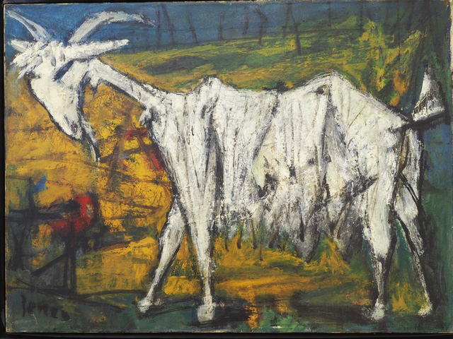 , 'Goat ,' 1950-1960, Bruno Art Group