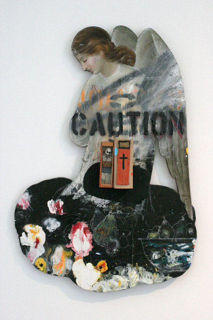 Raymond Saunders, 'Thousands of Definitions Might Apply', 1992, di Rosa