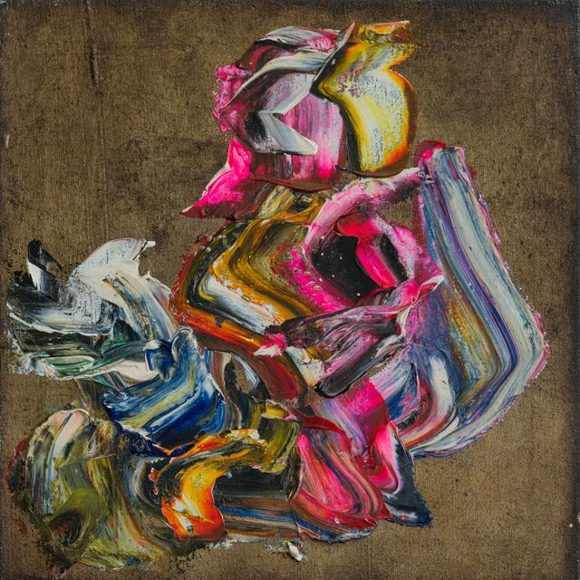 , 'color composition ,' ca. 1990's, Eye For Art Houston